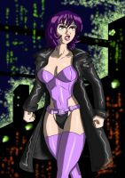 Motoko.. by adamantis
