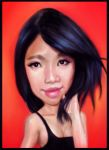 Angel Caricature by Sycra