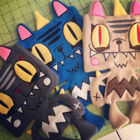 Kasha Plush Colorways! by ThePhantomLife