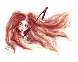 Merida by parochena