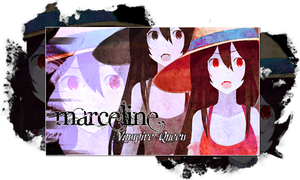 Marceline: The Vampire Queen by Elinicia