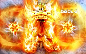 Broly by golopogas