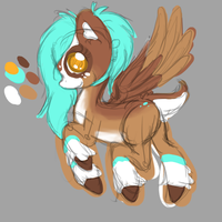Sova the owl pony by SquiggleChan