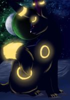 Umbreon by DaRkRaVeNsTeAr