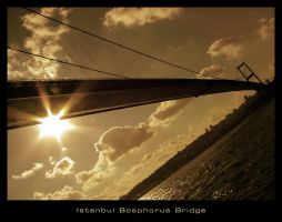 Istanbul Bosphorus Bridge by bosniak