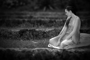 waiting by mikebass