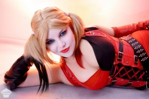 Harley Quinn (Arkham City) 21 by ThePuddins