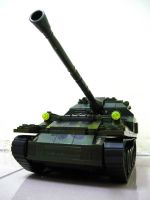 Russian WWII SPG Tank 8 by SOS101
