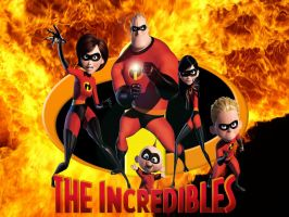 The Incredibles wallpaper by SWFan1977