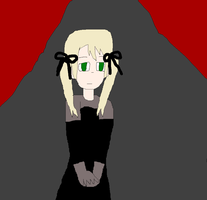 Maka In A Black Dress by L-fangirl-101