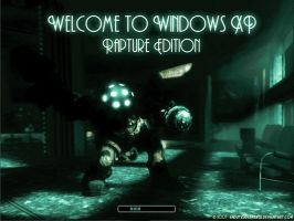 WindowsXP Rapture Edition by andutzudarkrage