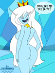 Ice Ice Babe by TheSharkGuy