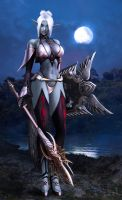 Dark Elf by Zarathul
