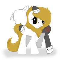 Slender and Me Pony Version by Cupida