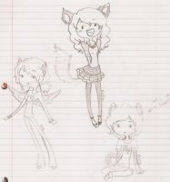 doodles AT style by musical-wings