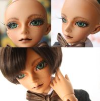 Natsuhikos new Face-up 2 by Kaalii