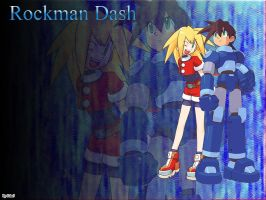 Rockman_Dash_By_Jathman_John5 by Megaman-Legends-Club