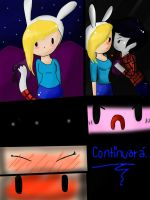 Adventure Time Comic- Parte 6 by Kydonik