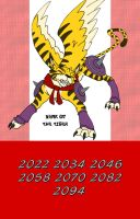 Year of the Tiger by systemcat