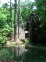 The Old Mill by MrAbby