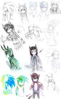 sketchdump by AlisTCH