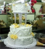 Wedding Cake 1 by redhed66