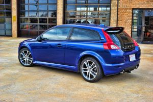 Volvo C30 T5 R-Design Backside by dr427