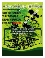 Music Flyer by gilang2007