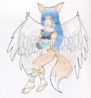 el hijo de angel X3 by maniac-fox