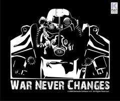 War Never Changes by Kman-Studio