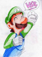 Luigi woot by reversh