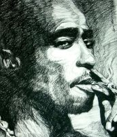 tupac by arty147
