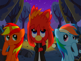 Bonfire Night by CawinEMD