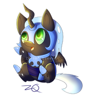 .: Chibi Nyinx :. by QueenOfIllusion