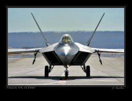 F22 Raptor by jdmimages
