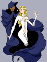 Cloak and Dagger WIP by RickyBOB