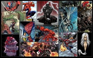 Spiderman Wallpaper by GT-Orphan