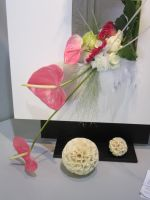 Floral Arrangement Stock 5 by chamberstock