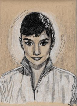 Style Queen - Audrey Hepburn by smjblessing