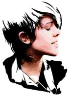 Sara Quin of Tegan and Sara by V928
