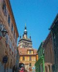 Sighisoara, forever charming! by CrystalMrose