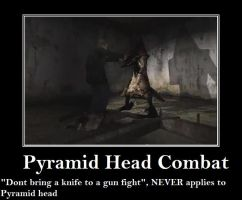 Pyraid Head Demotivational 2 by OmegaJoe
