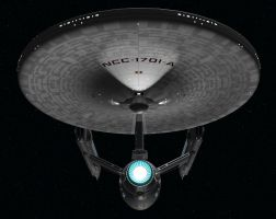 The Enterprise-A by mckinneyc