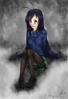 Request from Bell-chan16: Captured Kuroyukihime by jissely-chan