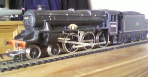 Hornby Black Five by Appletart-Longshot