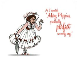 Practically Perfect by TamsTheGenkiQueen