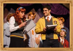 Harry, Ginny Weasley and co (Avpsy Script) by apdrea