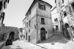 Somewhere in Volterra II by luethy