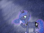 A Princess in The Night by 1Bluefur