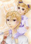 Daddy's Princess: Sissy and Kate by Khallandra